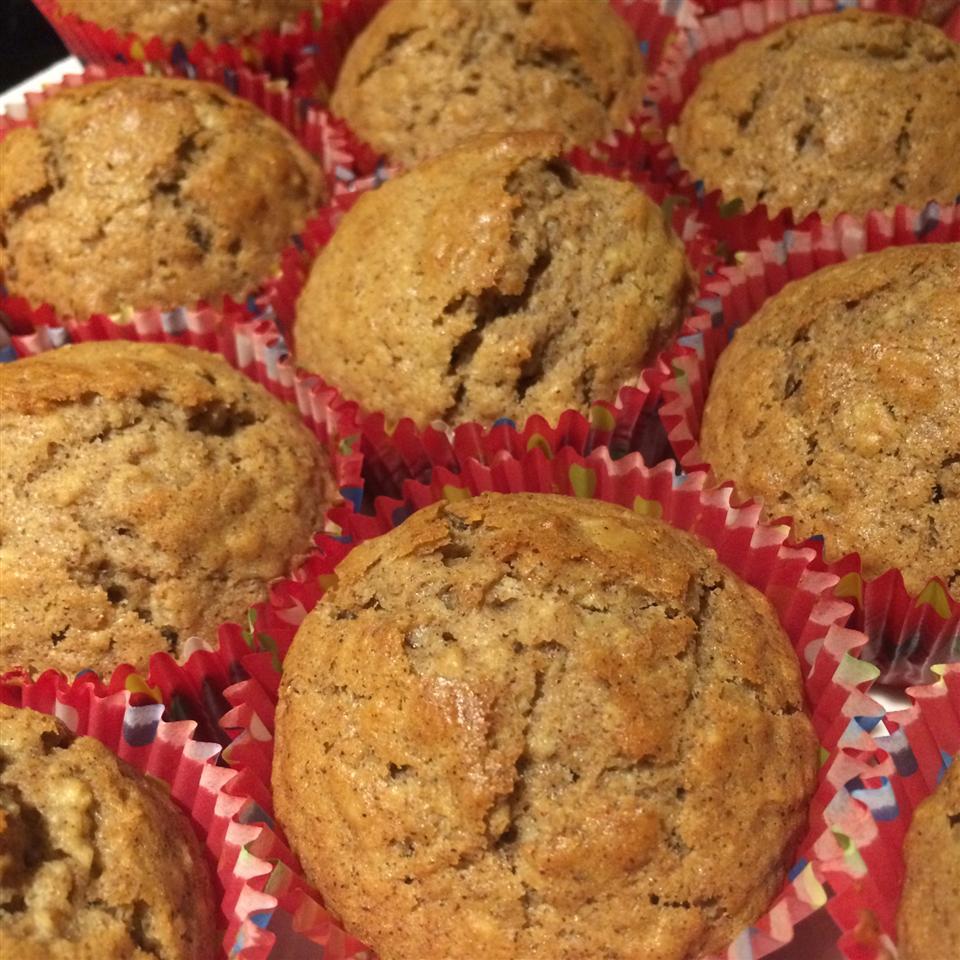 Quick and Easy Oatmeal Muffins Stephanie Teresa