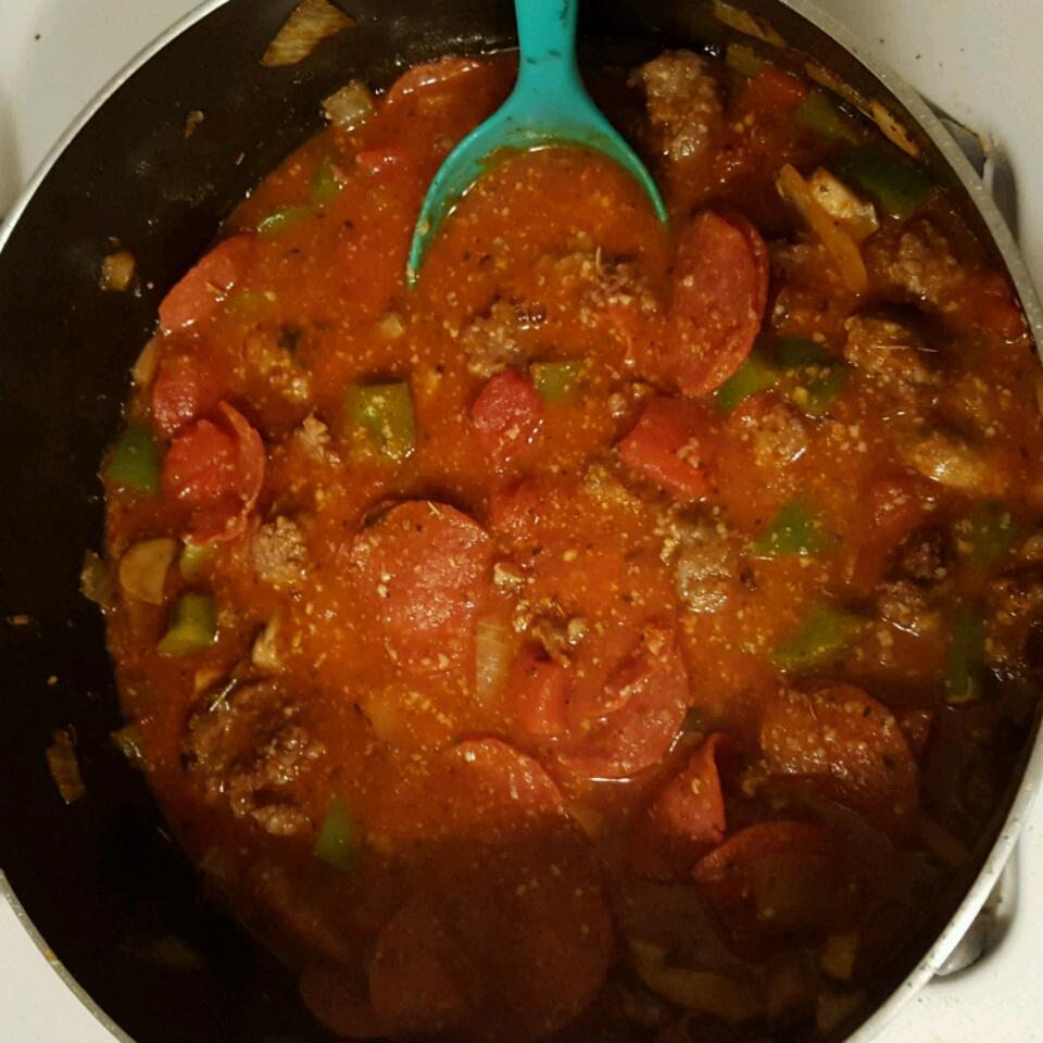 Pizza Soup II Laura Allen