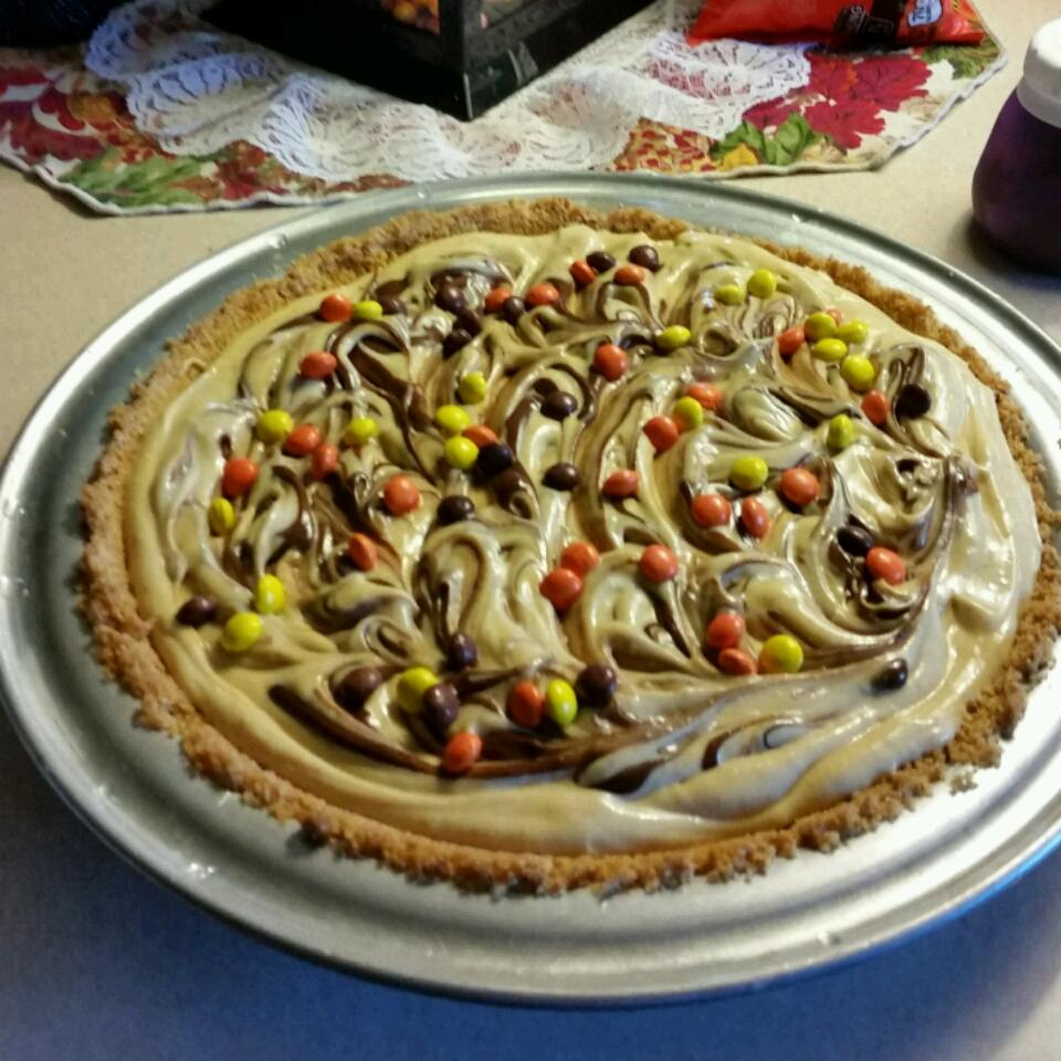Mile-High Peanut Butter Pie Deborah Covedill Norrod