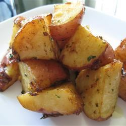 Oven Roasted Red Potatoes Ms. Ho