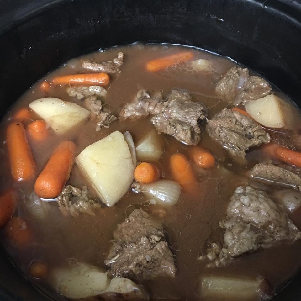Rustic Slow Cooker Stew brentcooks86