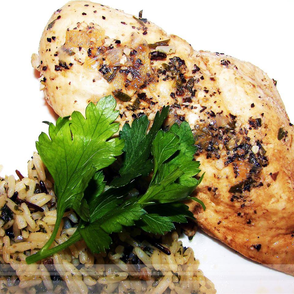 White Zinfandel Chicken