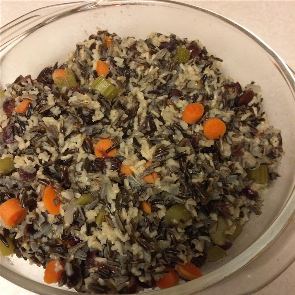Wild and Brown Rice Jill
