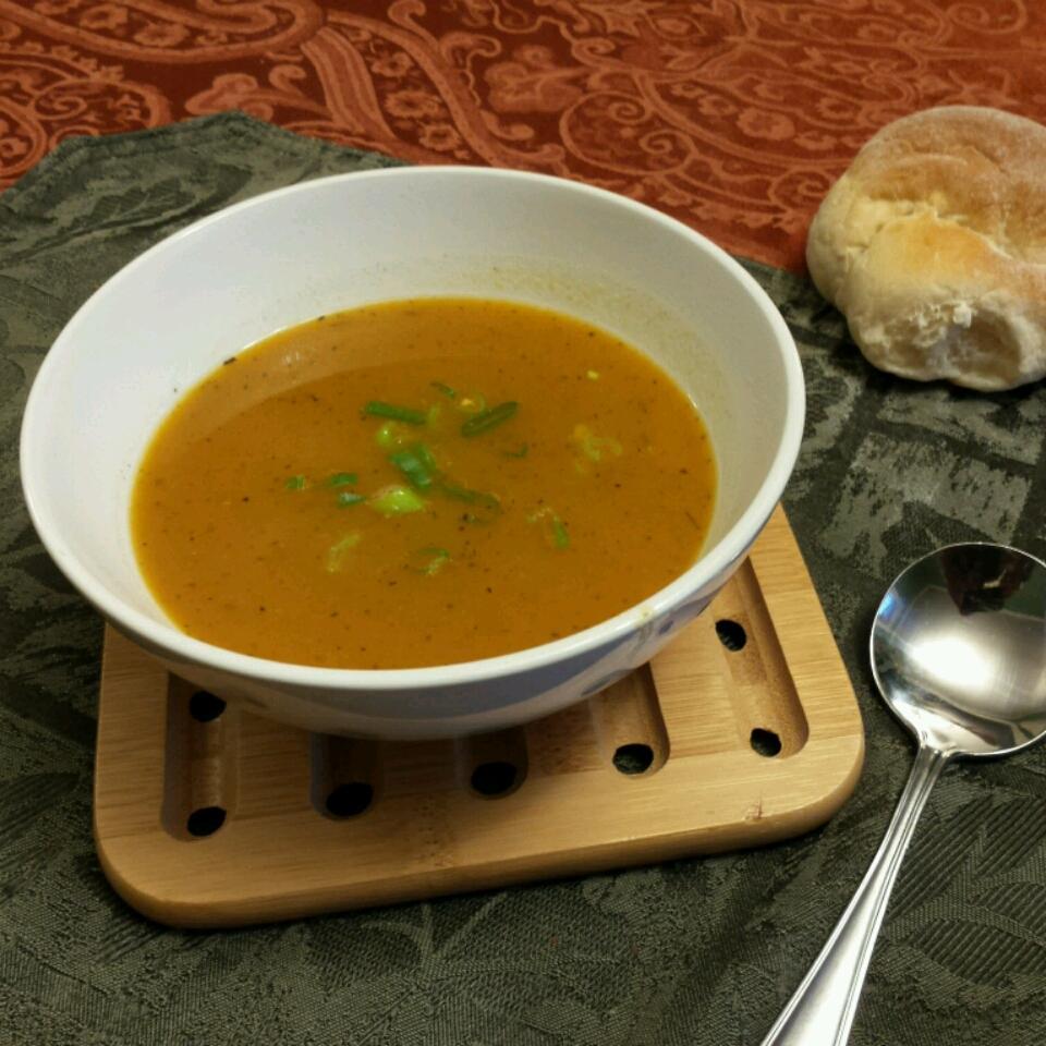 Best Butternut Squash Soup Ever Michael Ebacher