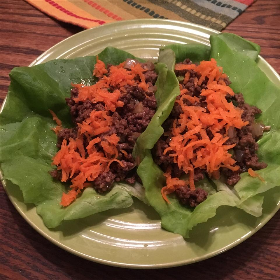 Asian Lettuce Wraps xxoceanofair