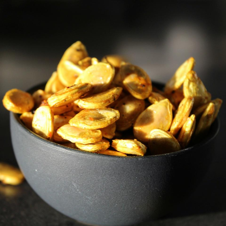 Healing Pumpkin Seeds