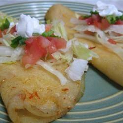 Authentic Mexican Enchiladas Flaquita