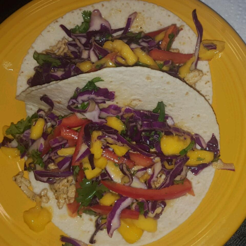 Miami Street-Style Turkey Tacos Regina Morf