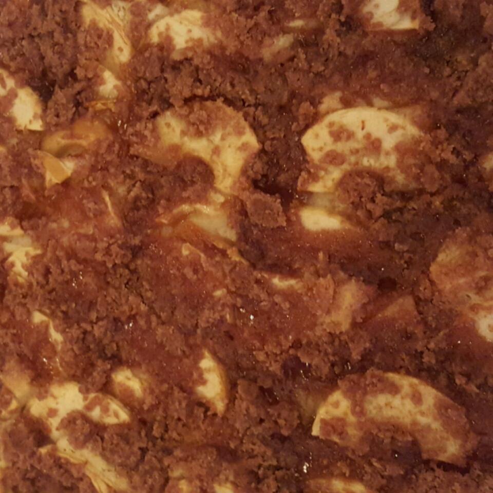 Easy Apple Kuchen Dawn Pecoraro
