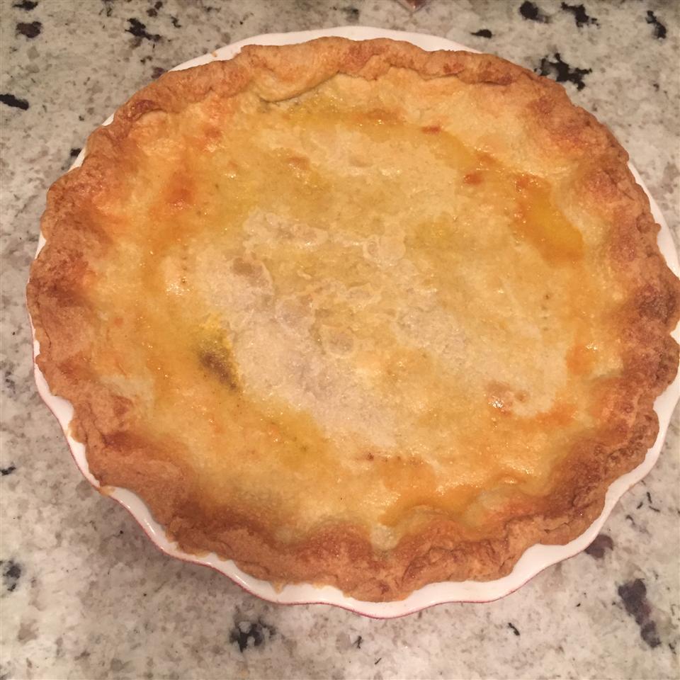 Zucchini Apple Pie jazzmatazz