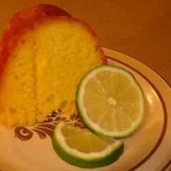 Key Lime Rum Cake The Tin Can Castle