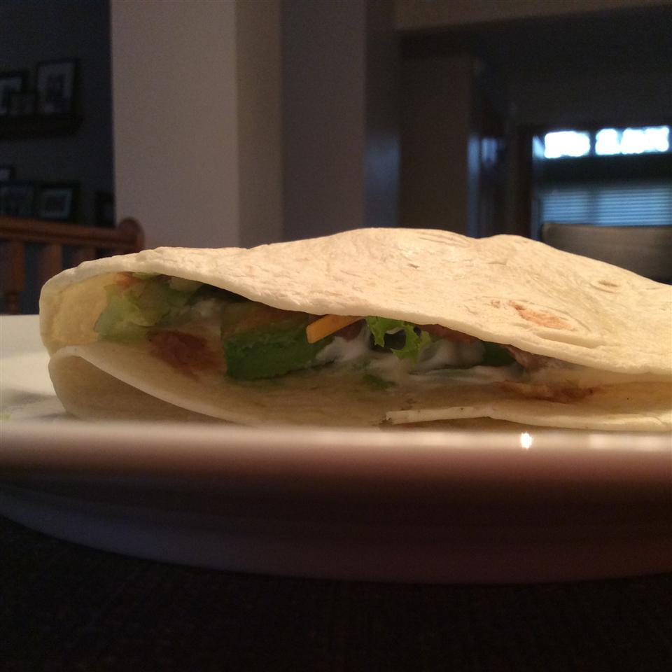 Kid-Friendly Taco-Burritos casmorro