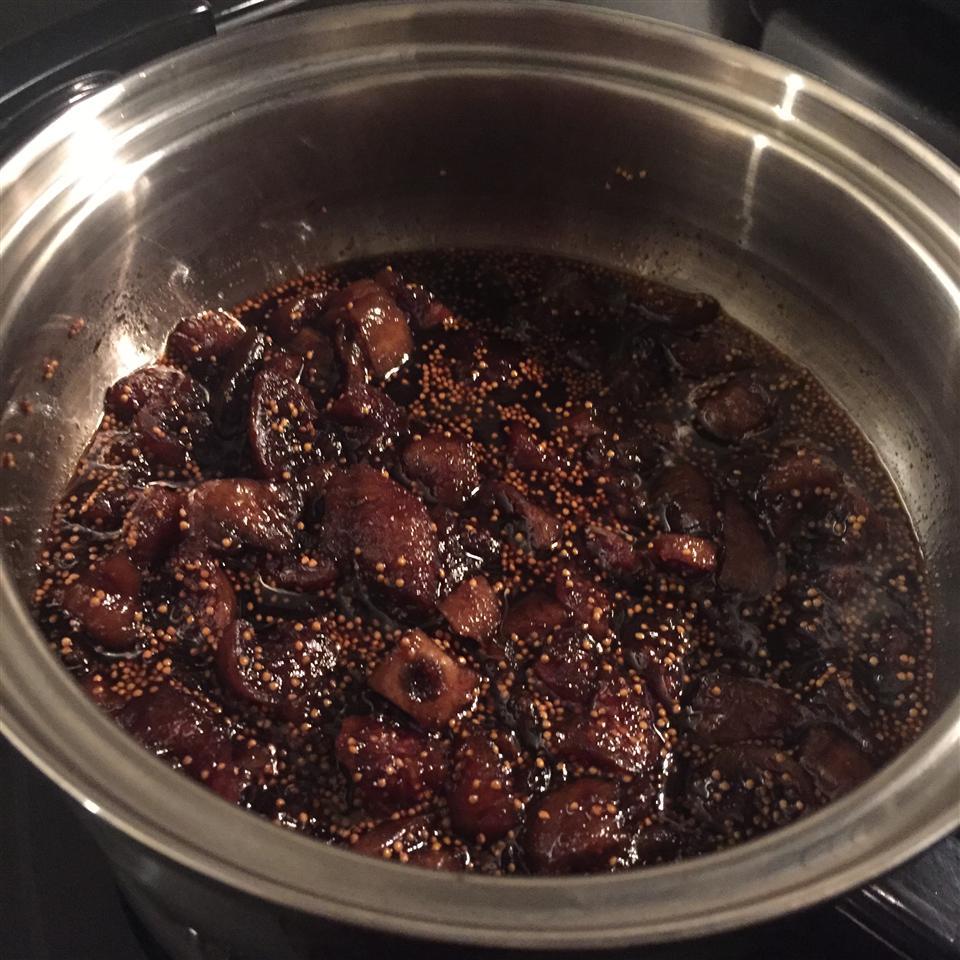 Bourbon Fig Compote PeterM
