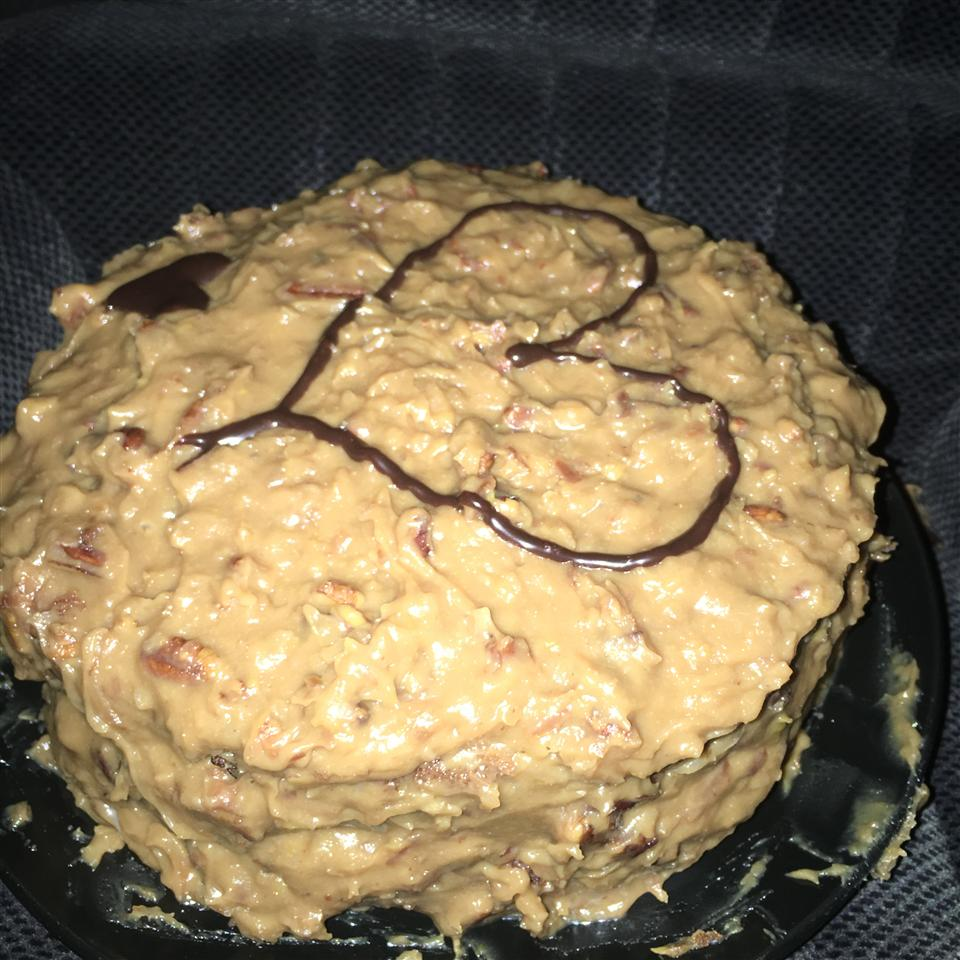 German Chocolate Cake Frosting