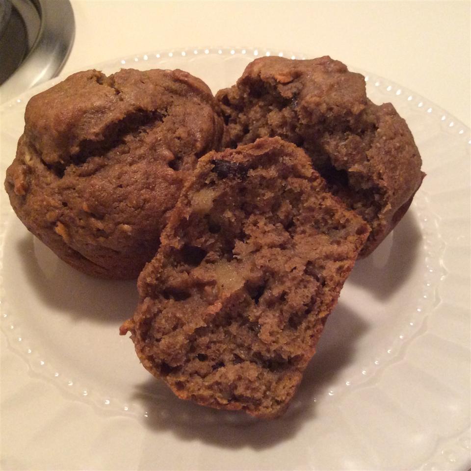 Pumpkin Apple Muffins melee1959