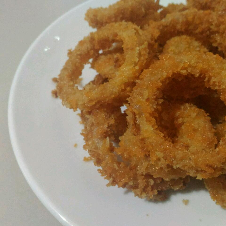 Old Fashioned Onion Rings Christian Hardjono
