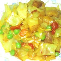 Pakistani Style Vegetables sueb