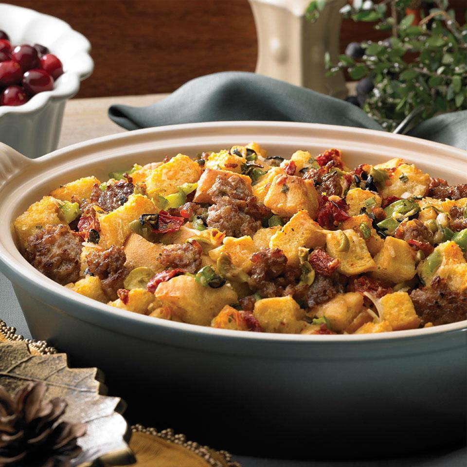 All Natural Ground Italian Sausage Stuffing Allrecipes Trusted Brands