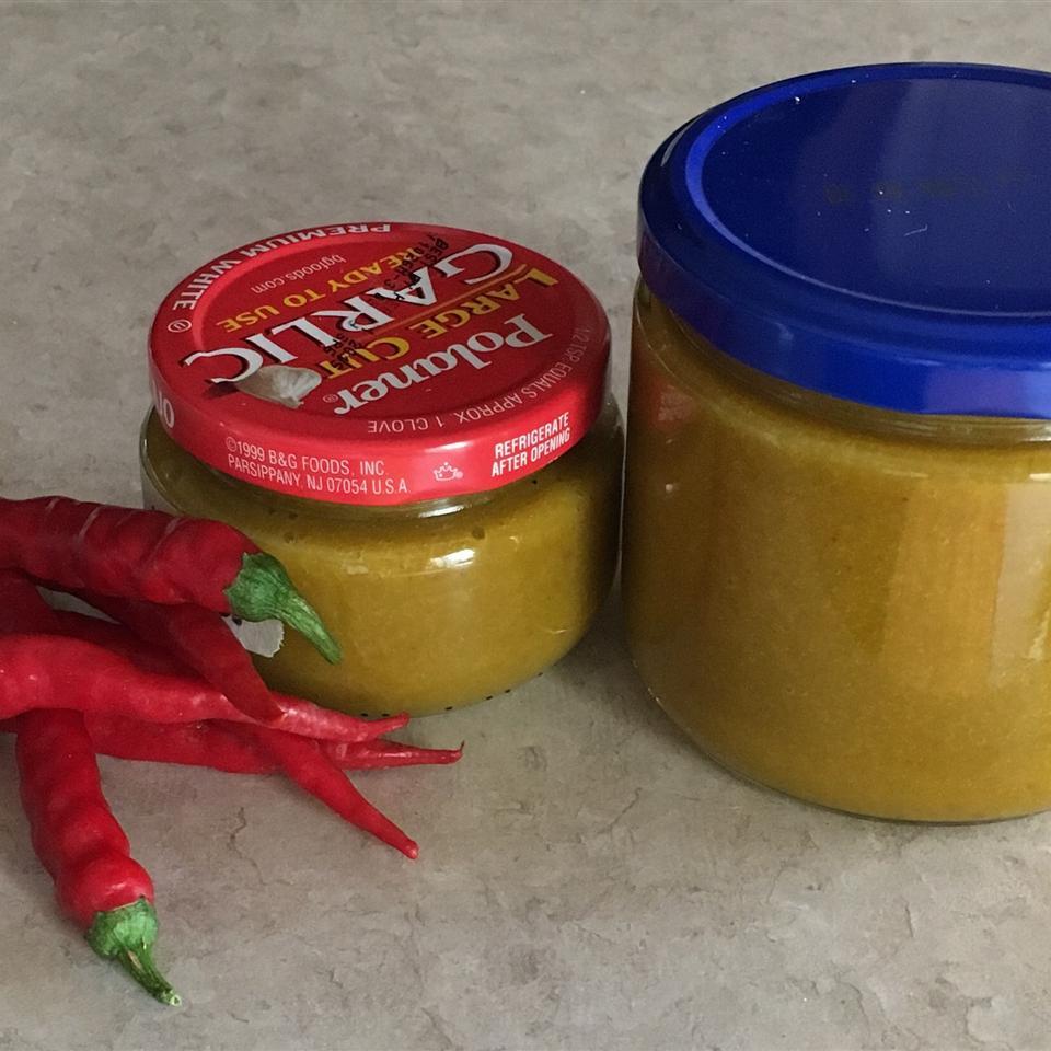 Hot Pepper Mustard Bonnie Moyer