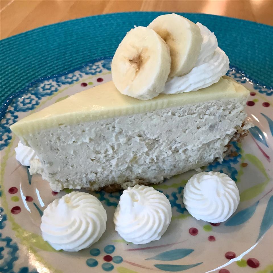 Banana Cream Cheesecake HYATTTM