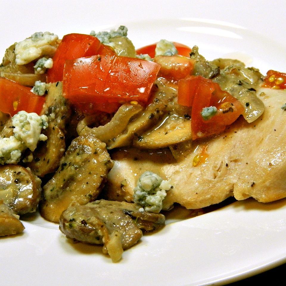 Chicken Gorgonzola
