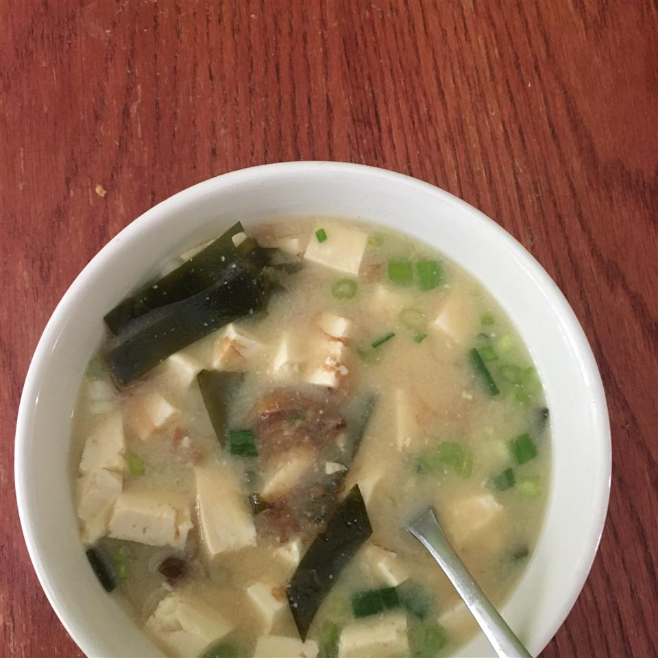 Authentic Miso Soup Celeste Atwood