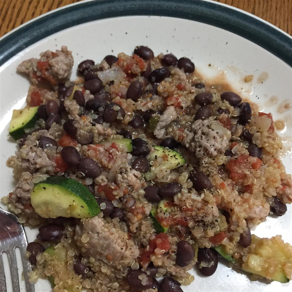 Quinoa Chicken