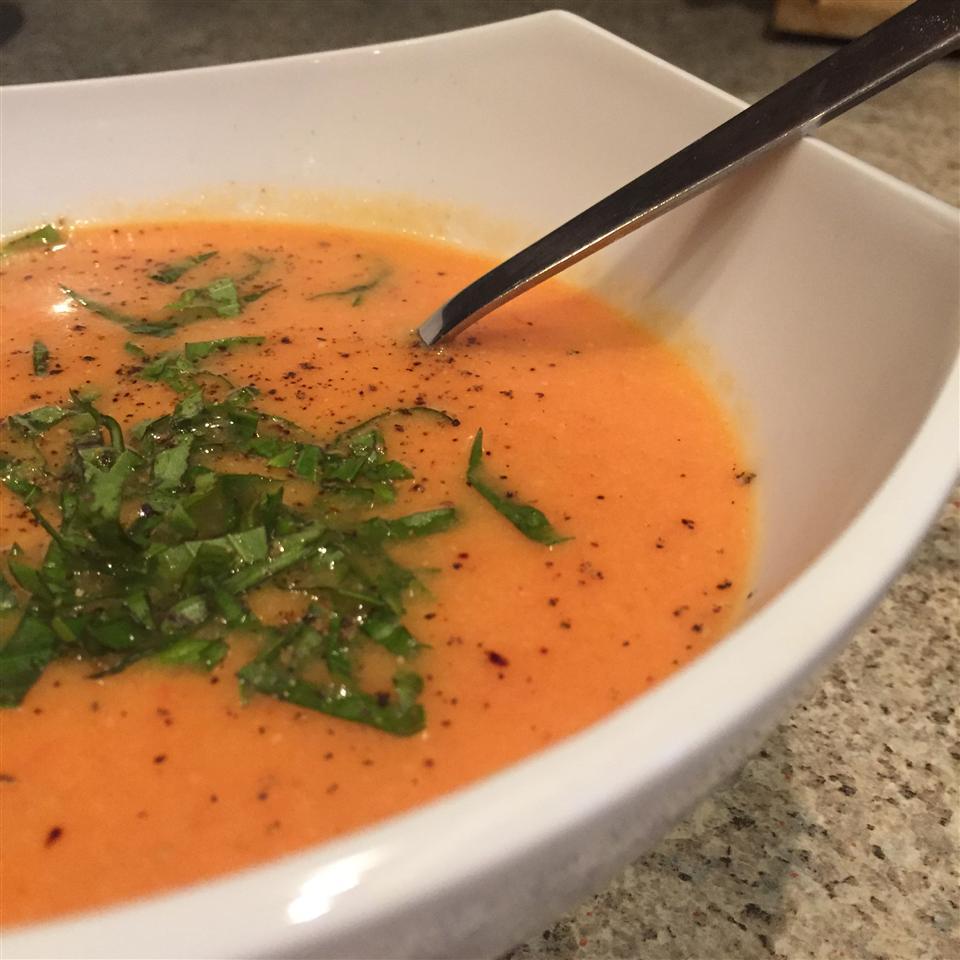 ultimate vegan tomato soup