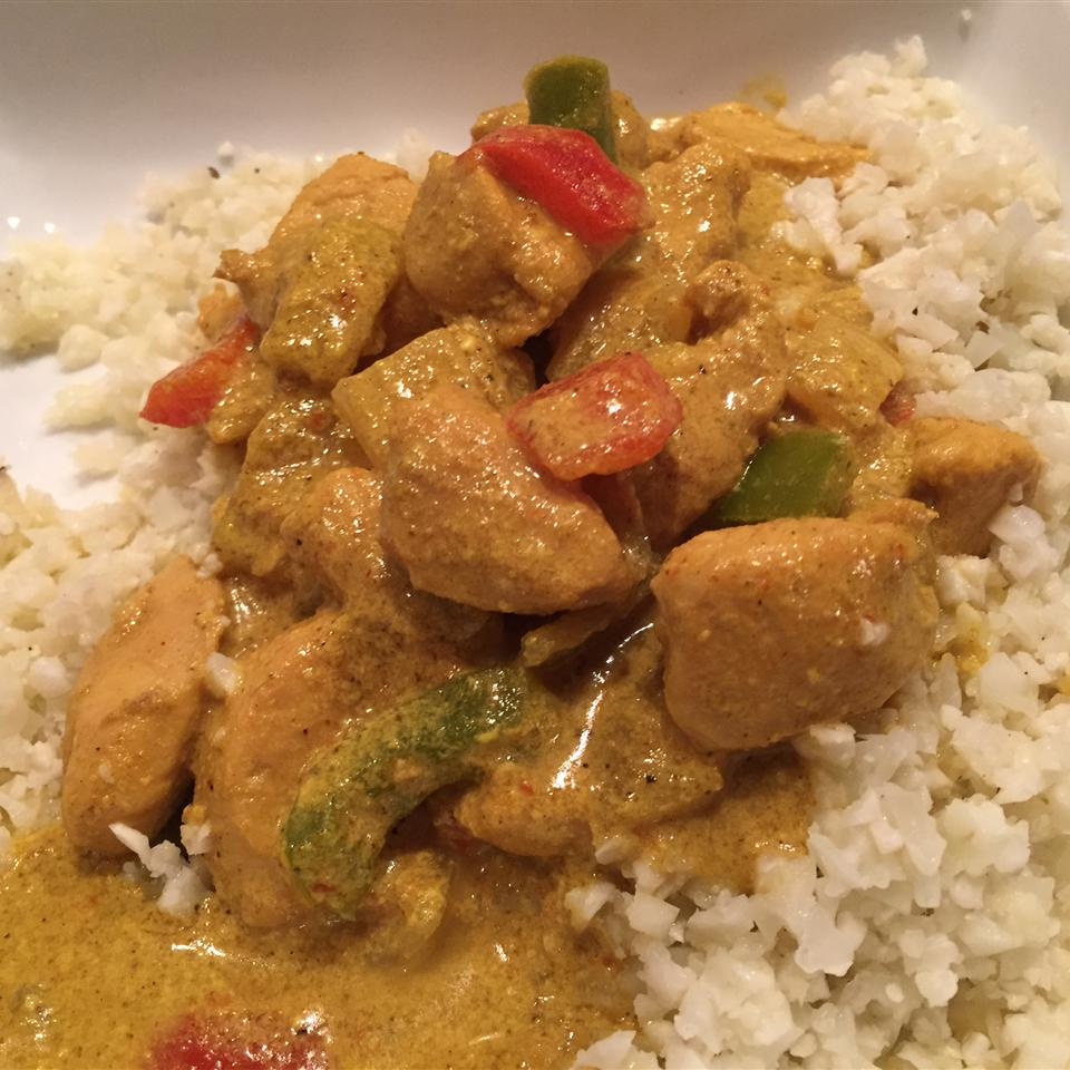 Lewis' Yellow Chicken Curry