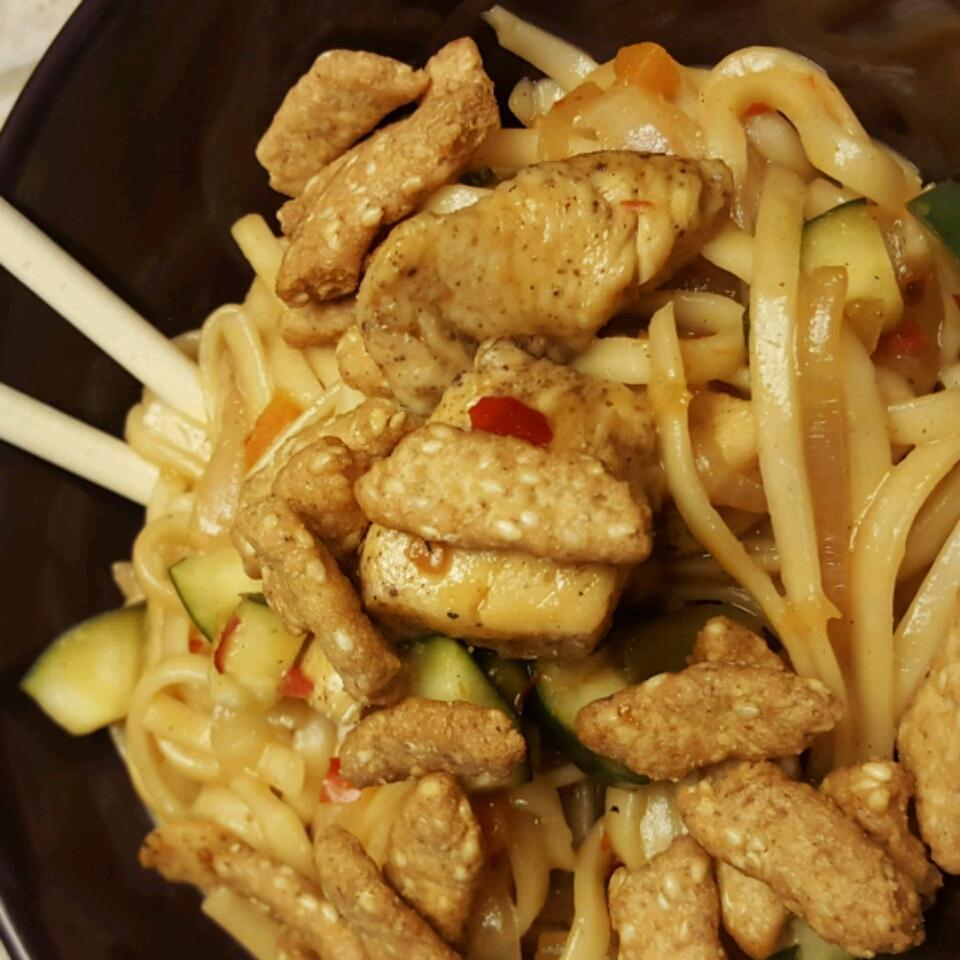Malaysian Tangy Noodle Salad Autumn Magic Studer