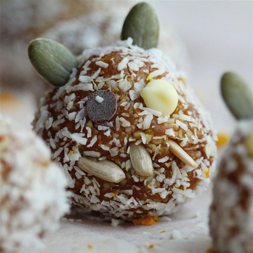 Vegan Date and Cashew Dessert