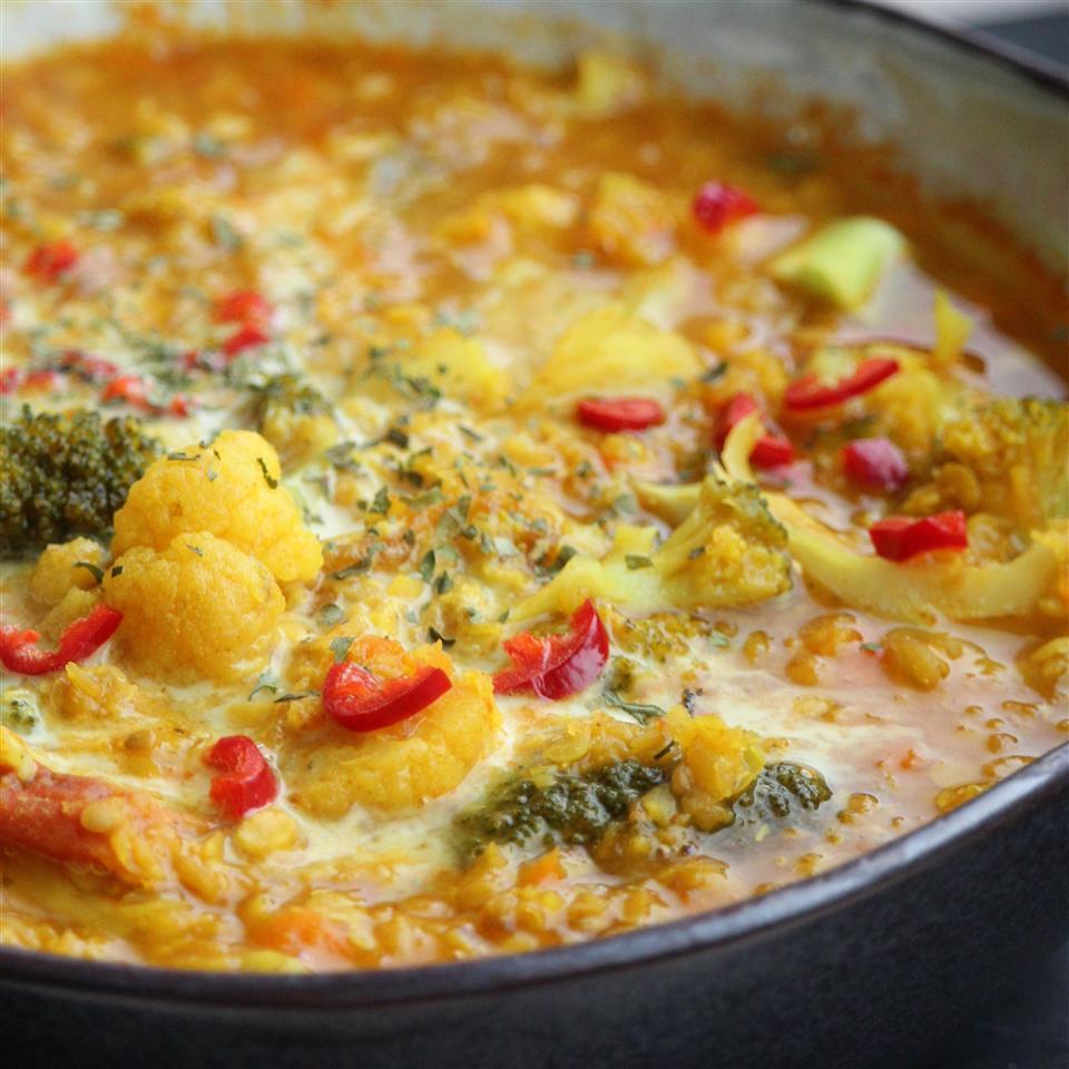 Red Split Lentils (Masoor Dal)