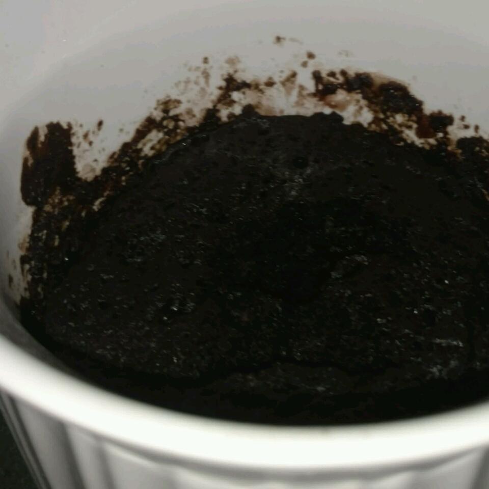 Microwave Chocolate Mug Cake