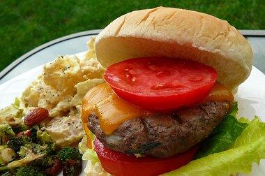 Big Smokey Burgers Recipe Allrecipes
