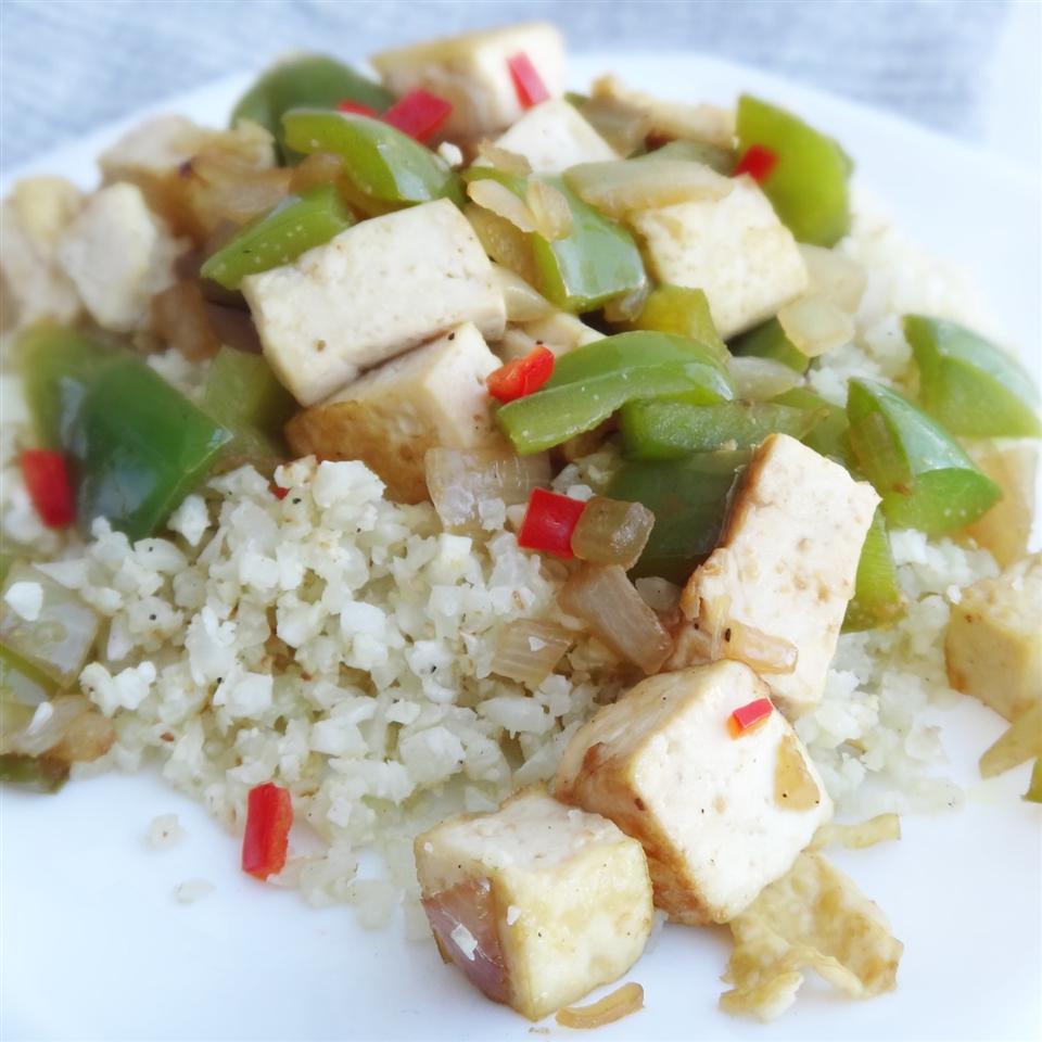 Kristy's Le Tofu Orange