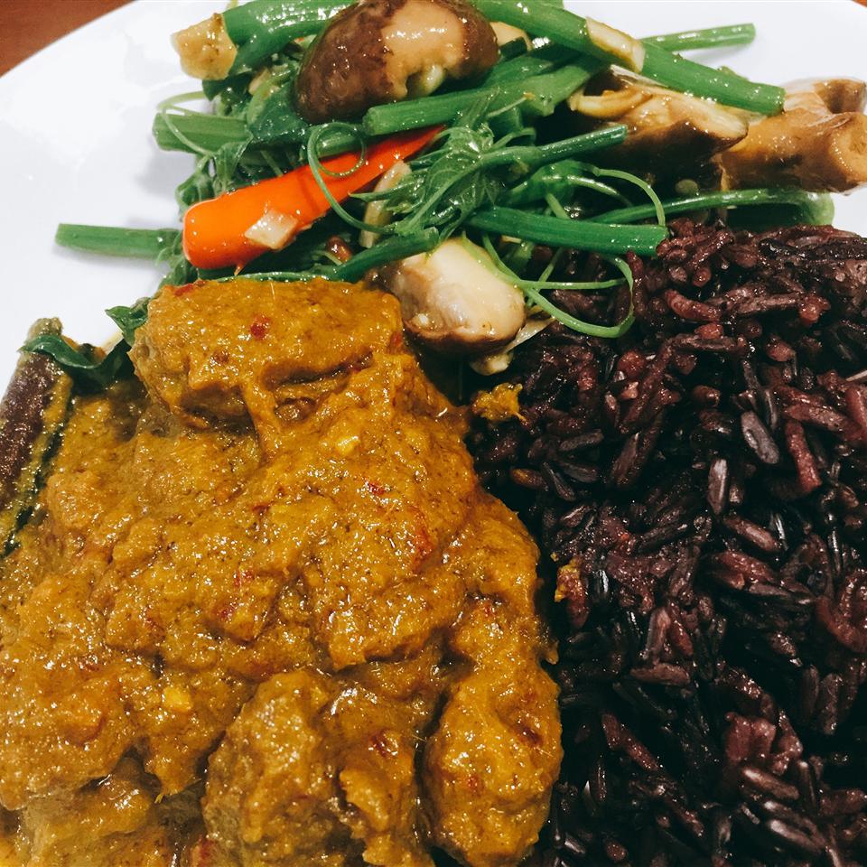 Malaysian Beef Rendang Yui