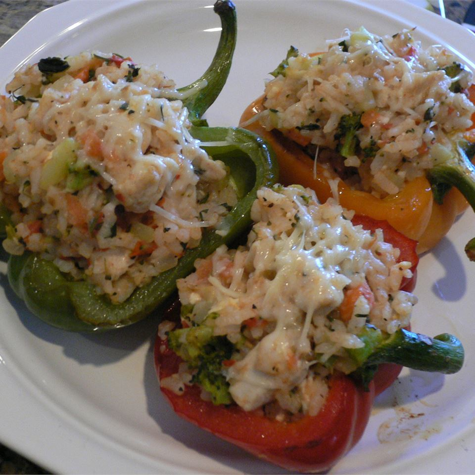 Stuffed Peppers My Way