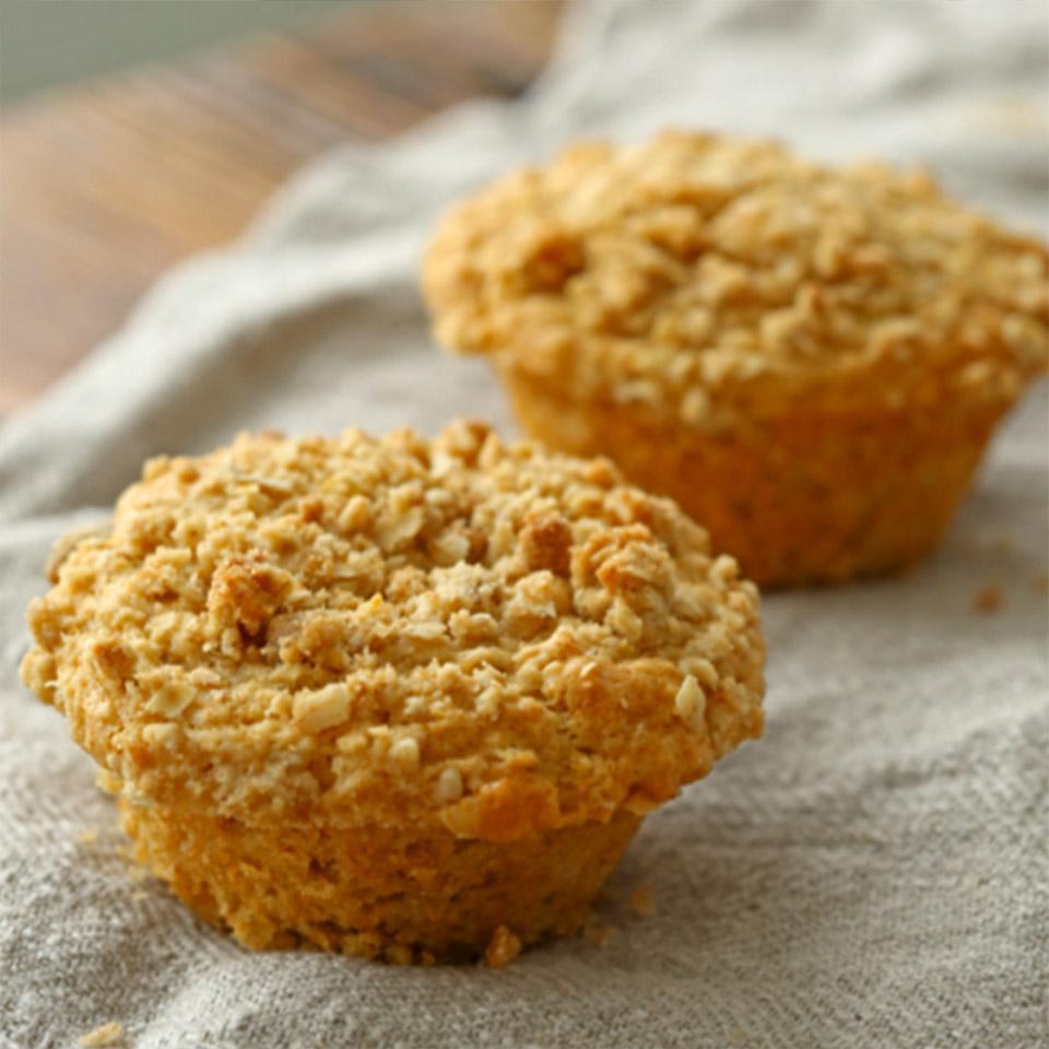 Best Oatmeal Muffins