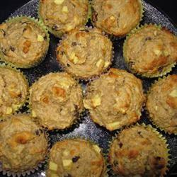 Buttermilk Oatmeal Muffins Joy