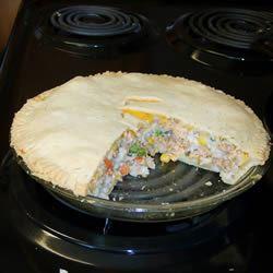 Salmon Pie I