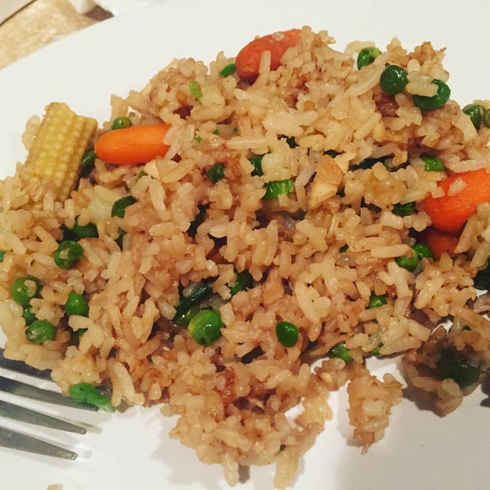 Stir-Fried Rice Brandi Betts