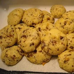Angel Chocolate Chip Cookies Almond