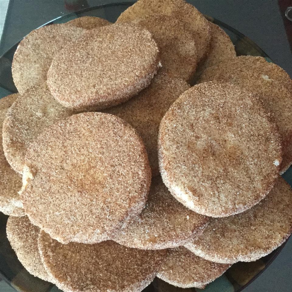 Mexican Sugar Cookies Bea Ramirez