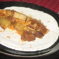 Easy Slow Cooker Carne Guisada JARRIE
