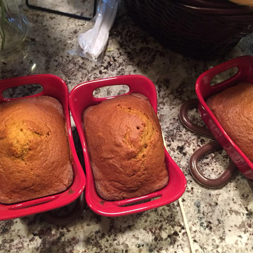 Pumpkin Pie Bread Jackie