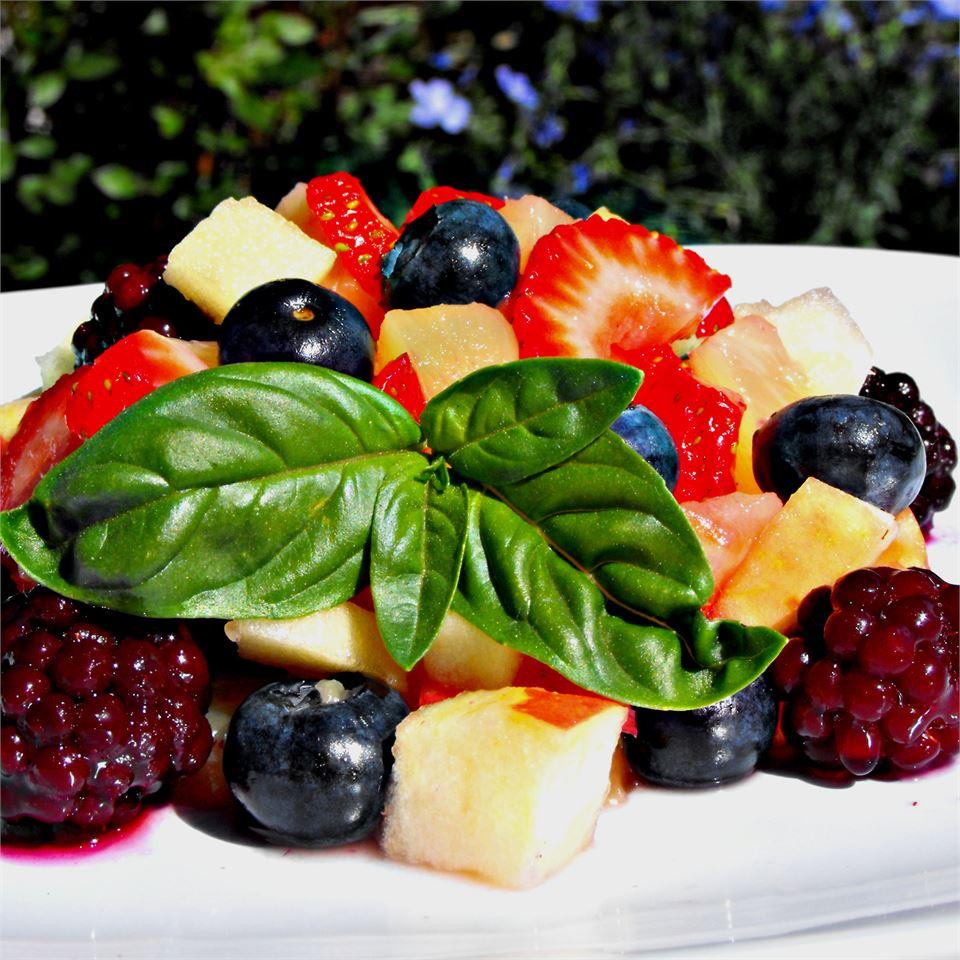 Juicy Fruit Salad Nichele