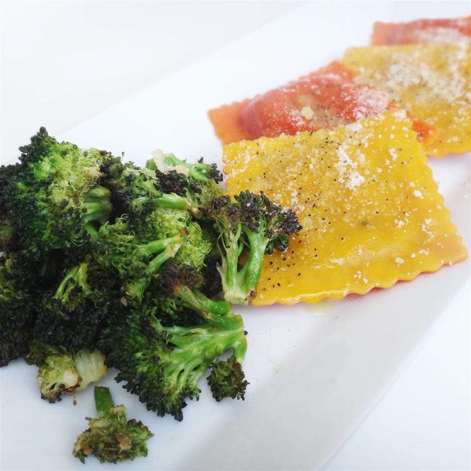 Jacob's Roasted Broccoli