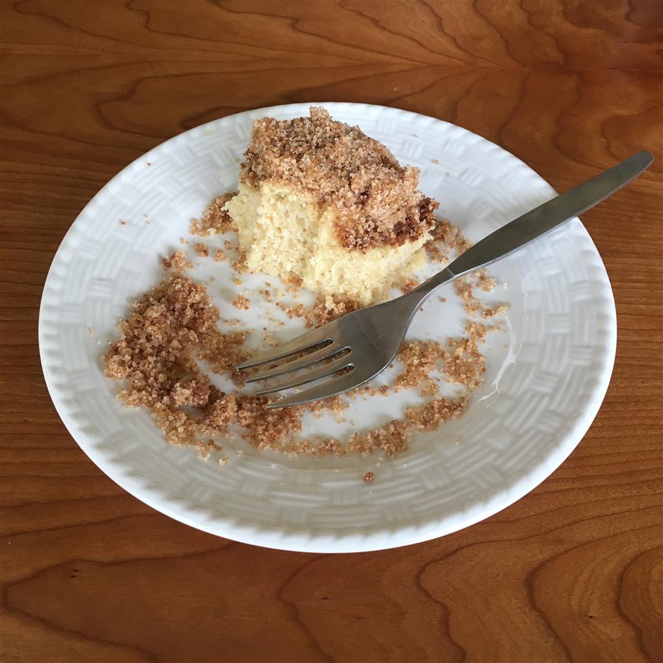 Ben Lippen School Coffee Cake (Mrs. Hathaway's recipe) Alicia Gluckman
