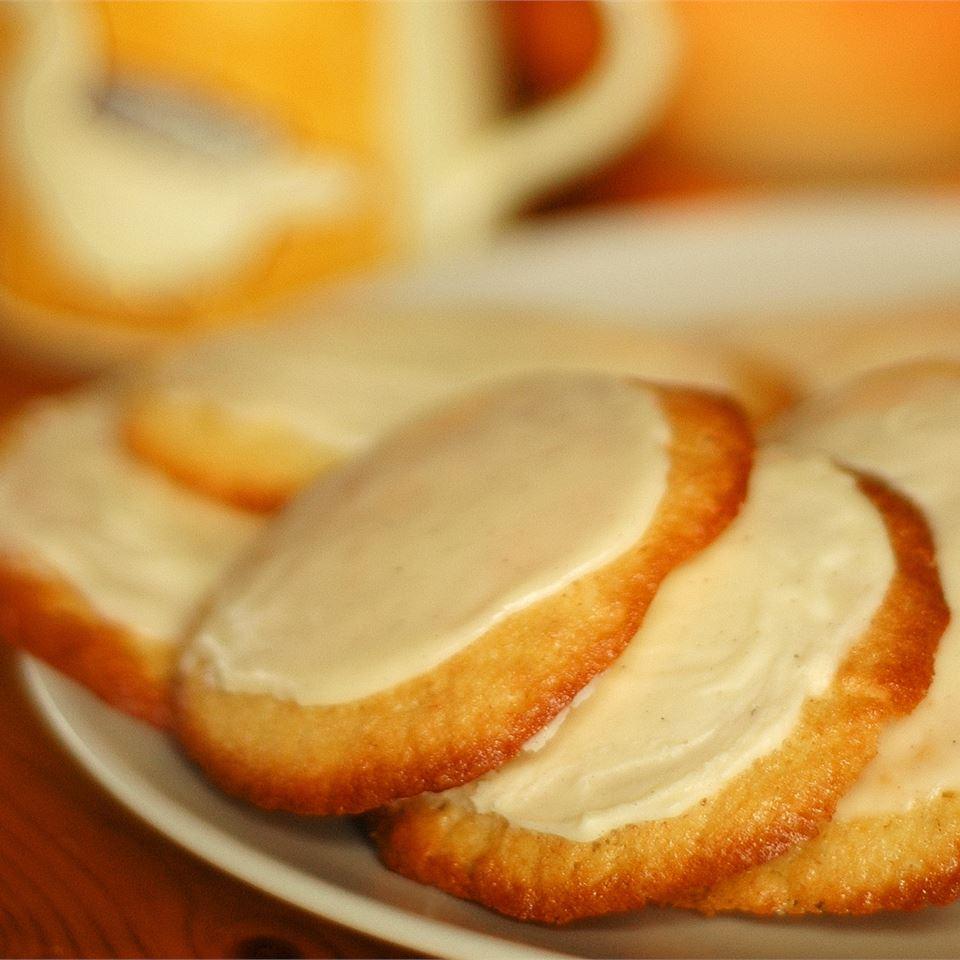 Jumbo Banana Cookies Bernie