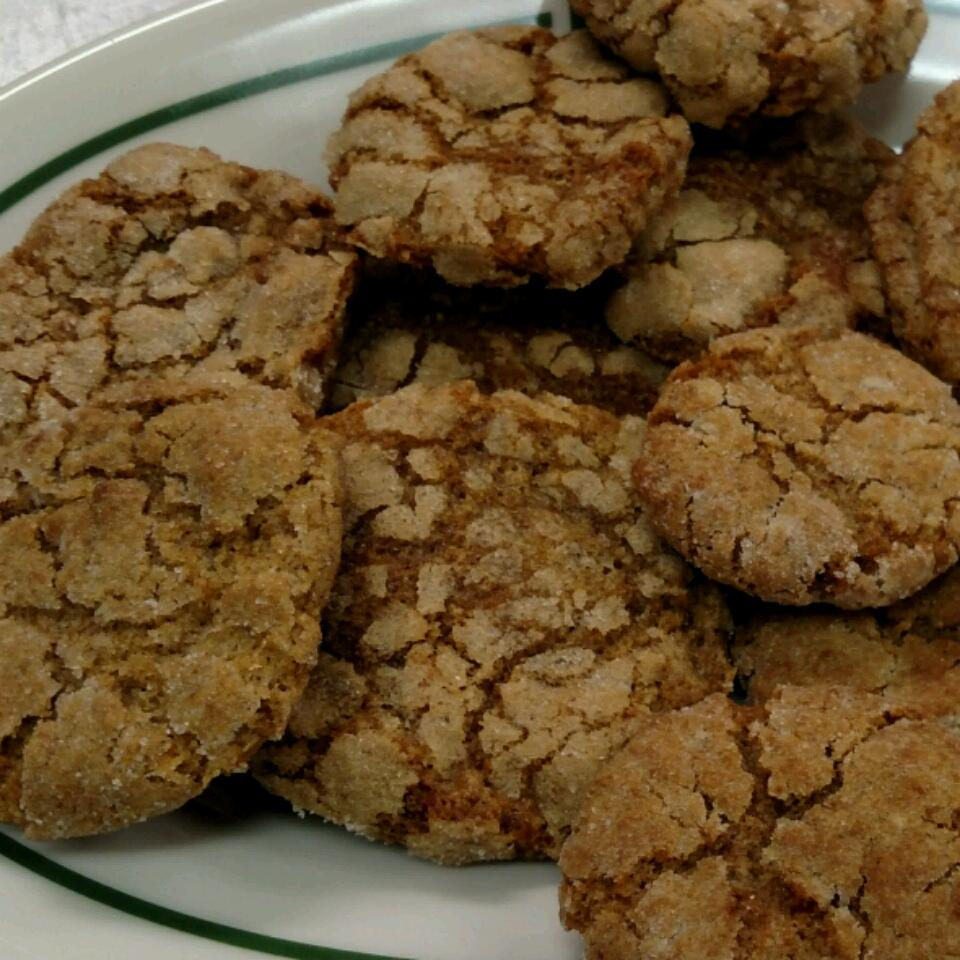 Amazing Ginger Snaps Miss Kay